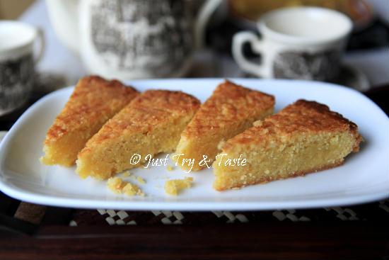 Resep Fruit Cake Jtt: Resep Dutch Boterkoek - Butter Cake A La Belanda