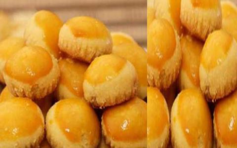 101 Gambar Nastar Isi Durian