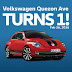 Volkswagen Quezon Avenue Offers Irresistible Financing Offers on its 1st Anniversary