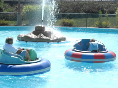 Adventure Sports in Hershey Pennsylvania - Water Boats
