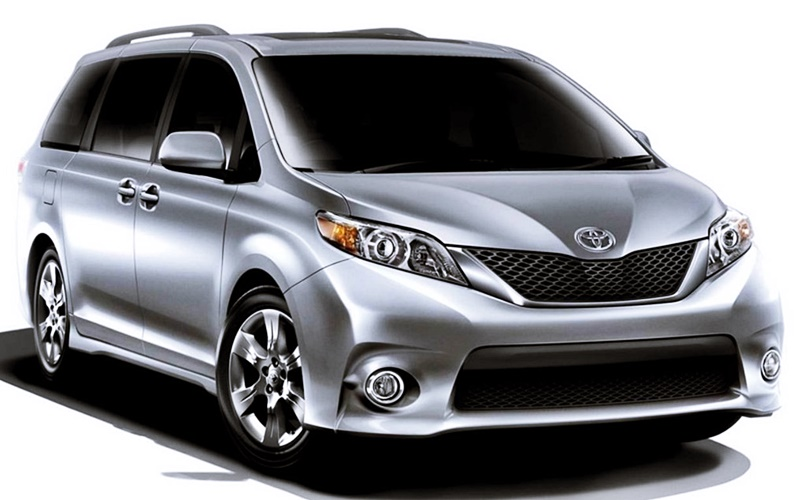 2018 Toyota Sienna Hybrid Specs Release Date
