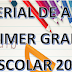 MATERIAL DE APOYO 1° (SEPTIEMBRE-OCTUBRE) CICLO ESCOLAR 2018-2019