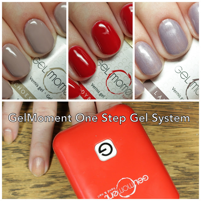 GelMoment One Step Gel System and LED Lamp