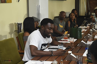 Don Jazzy, Timi Dakolo, Gideon Okeke, Shade Ladipo, Laura Ikeji and more showed up to the unveiling Brunch of the 2018 Miss Nigeria finalists!