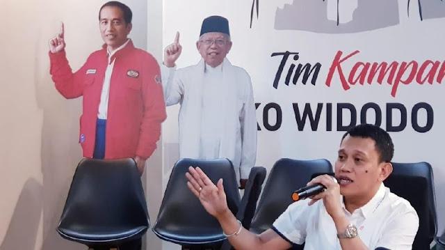 Tim Jokowi Akui Banyak yang Membelot ke Prabowo