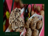 Galletas de Chocolate y Nuez
