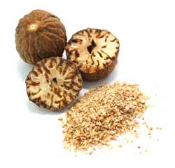The Earth of India: All About Nutmeg and Mace