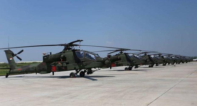 Armada Apache TNI AD