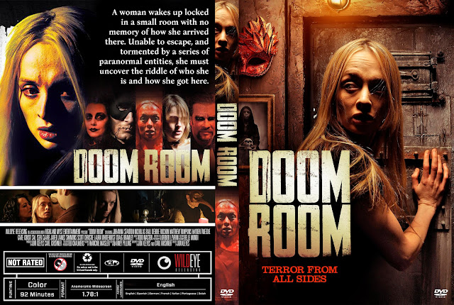 Doom Room DVD Cover
