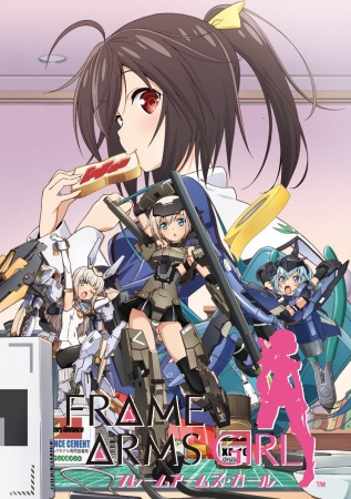 Sinopsis Frame Arms Girl