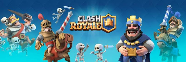 8 Arena Clash Royale dan Card yang Akan di Dapatkan