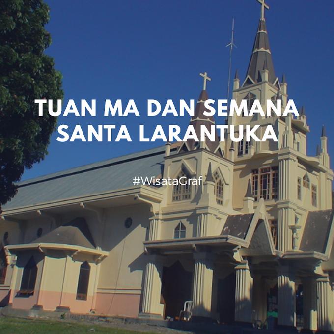 Ada Tuan Ma dalam Semana Santa Larantuka