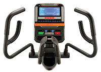 AFG 5.3AE console & multi-grip-positions handlebars