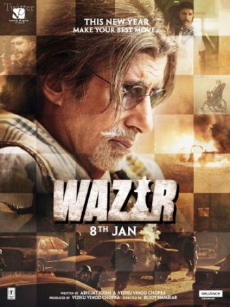 Wazir (2016) - All Movie Song Lyrics