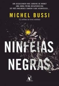 [Resenha] Ninfeias Negras - Michel Bussi