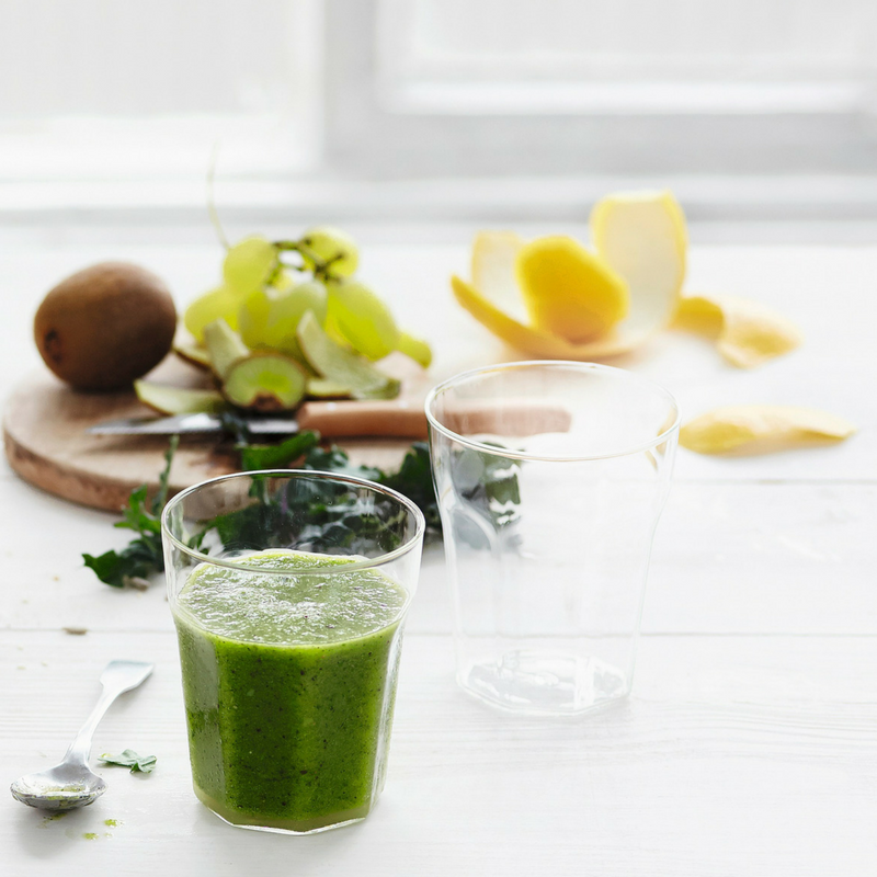 Winter Green Juice: 2 Of Your 5 A Day