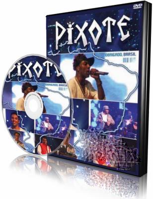 DVD Pixote - Obrigado Brasil (2010)