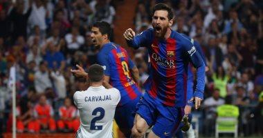 برشلونة يحسم نتيجة الكلاسيكو 2017 لصالحه