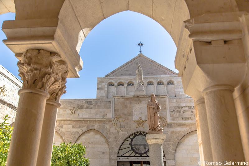 Church of St. Catherine Half-Day Tour of Bethlehem Jesus Birthplace