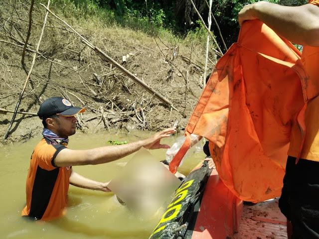 Geger, Mayat Laki-Laki Ditemukan Mengapung di Perairan Sungai Musi