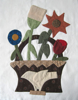Cheri Payne Baskets of Plenty Block 4