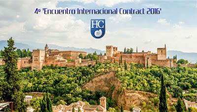 Imagen de la Alhambra de Granada, ciudad donde las empresas andaluzas celebran el 4º 'Encuentro Internacional Contract 2016'