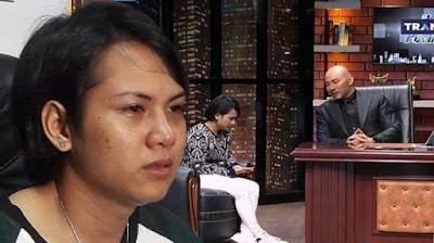 Perceraian Aming - Begini Kalimat Mengharukan Evelyn Untuk Suaminya di Acara Hitam Putih
