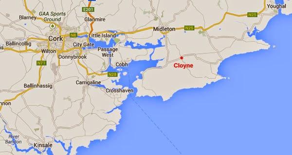 Running in Cork, Ireland: Notice...Cloyne 5km road race - Tues 2nd ...