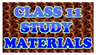 KALVISOLAI CLASS 11 - PLUS ONE - HSC - ELEVENTH STANDARD STUDY MATERIALS - கல்விச்சோலை