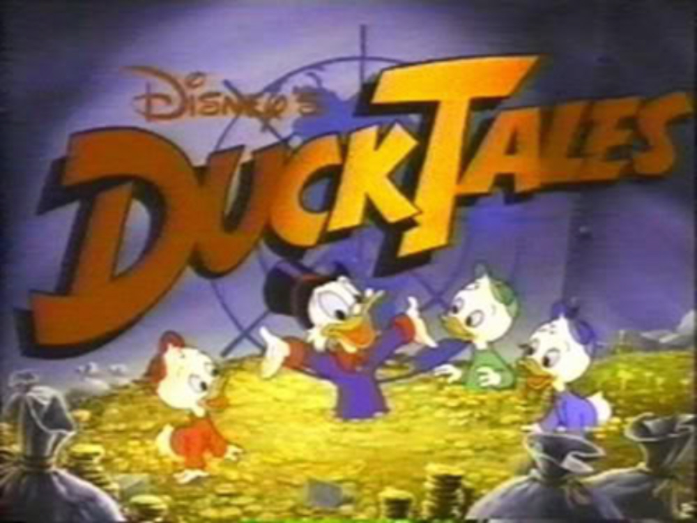 Darcy Cruz Ducktales Hd