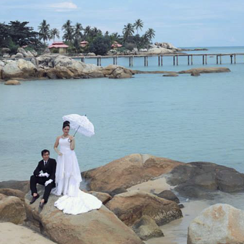 We love Bangka Foto Tour | fotografer prewedding Bangka Belitung