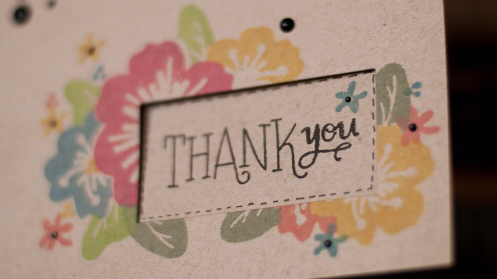 thank you card with simon says stamp march card kit