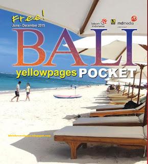 Majalah Pocket Bali