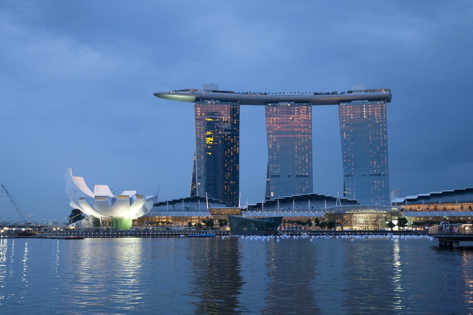 Marina Bay Sands Singapore Laticrete Australia Conversations Marina Bay Sands Singapore