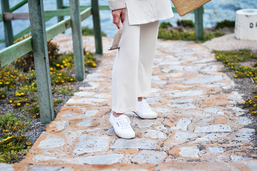 Superga Us White Shoes Mens