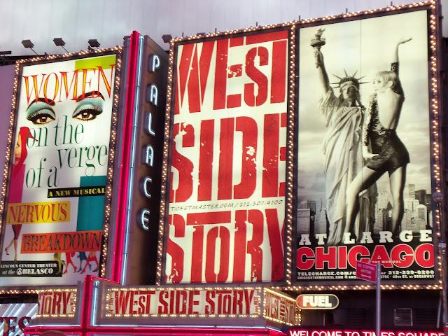 Musicals de Broadway