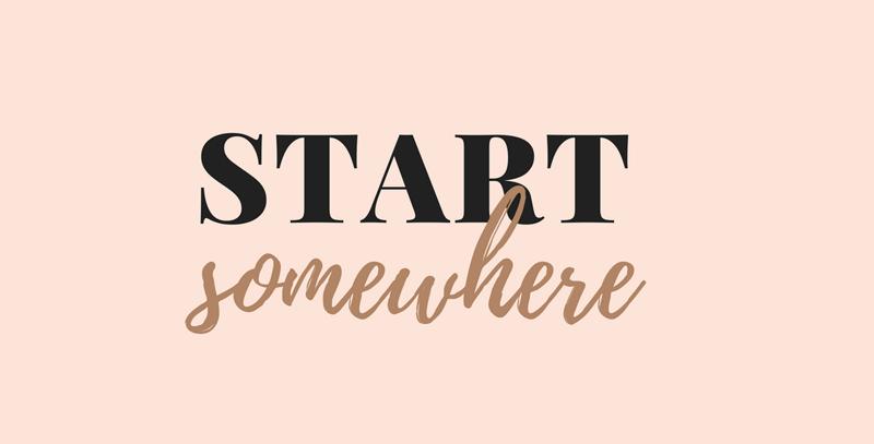 Comece hoje mesmo!