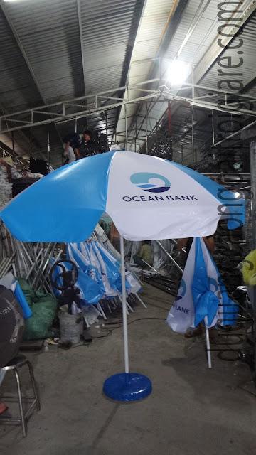 Dù quảng cáo Ocean Bank
