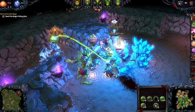 The Lord of the Underworld has decided to return and now everything is much more threatening. Dungeons 2 Complete Edition - you will be forced to sacrifice the greedy desire of revenge from the Lord of the Underworld and find fierce monsters from all the hidden places of the underworld to accomplish his fierce mission.