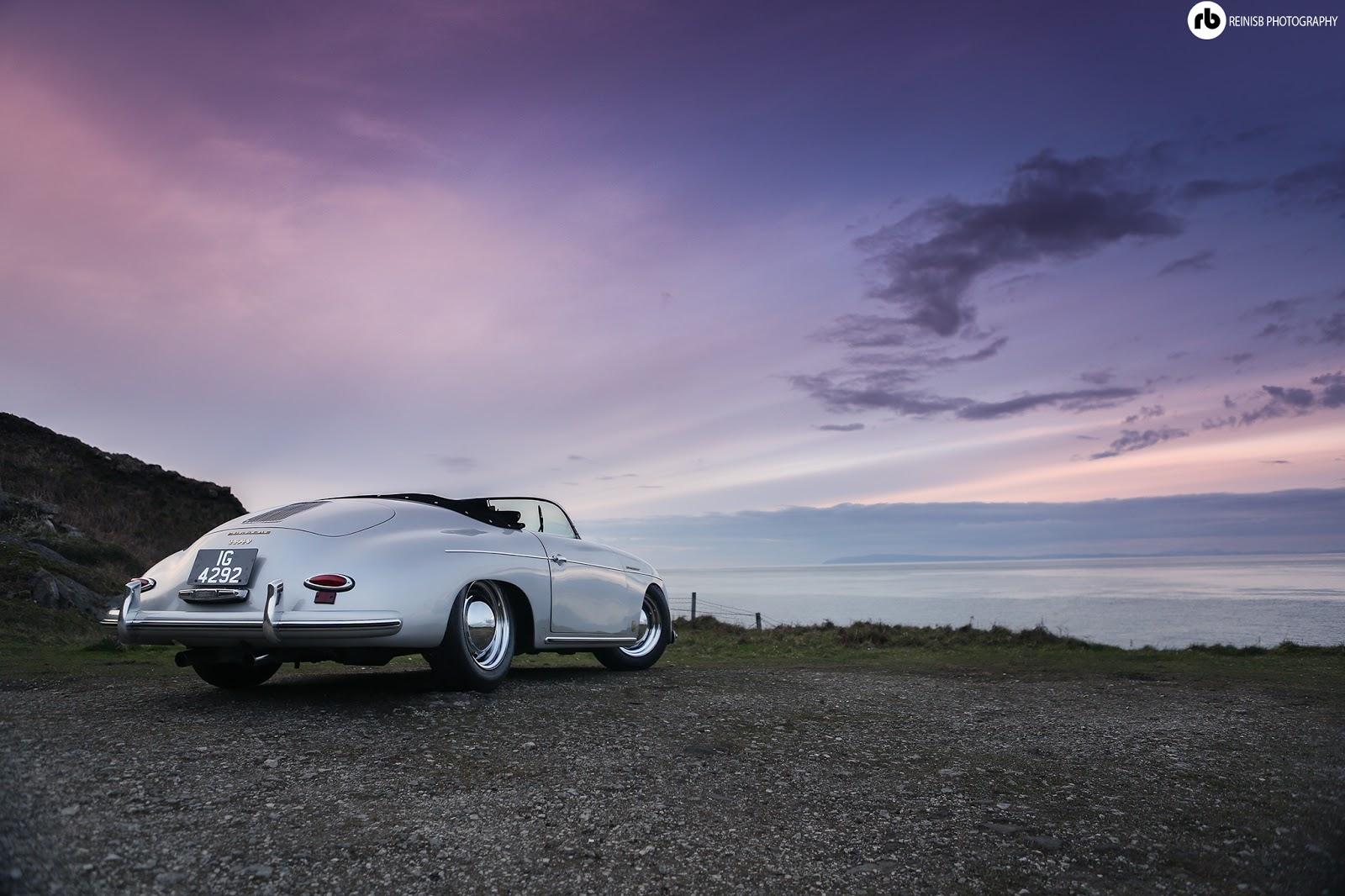 Reinis Babrovskis Photography Porsche 356 Speedster