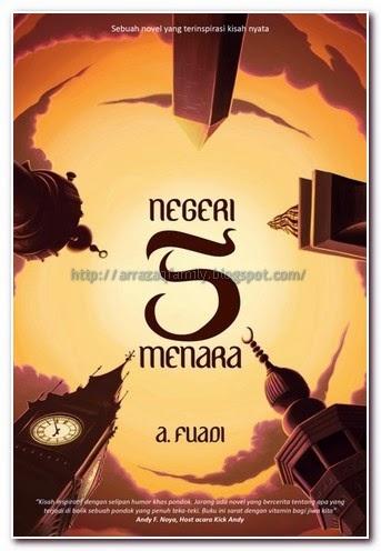 6000 Gambar Cover Novel Negeri 5 Menara Hd Terbaru Gambar Id