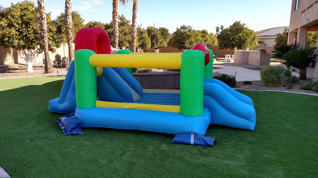 bounce house rentals for toddlers and young kids AZ