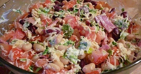 Вкусные салаты без яиц рецепты с фото