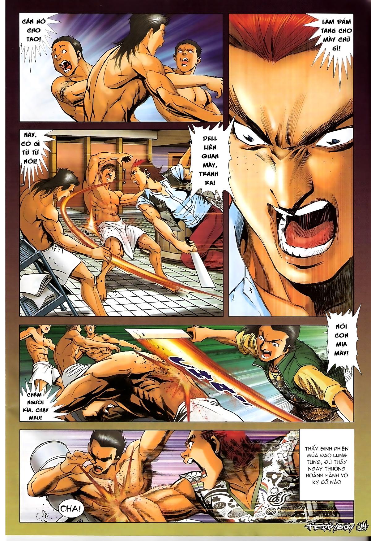 Người Trong Giang Hồ - Chapter 1319: Con trai Sinh Phiên - Pic 21