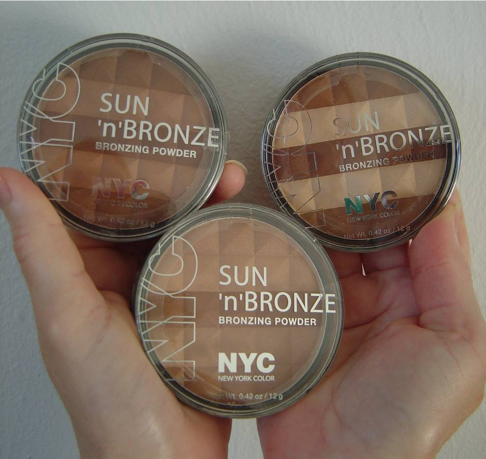 NYC New York Color Sun 'n' Bronze Bronzing Powders.jpeg