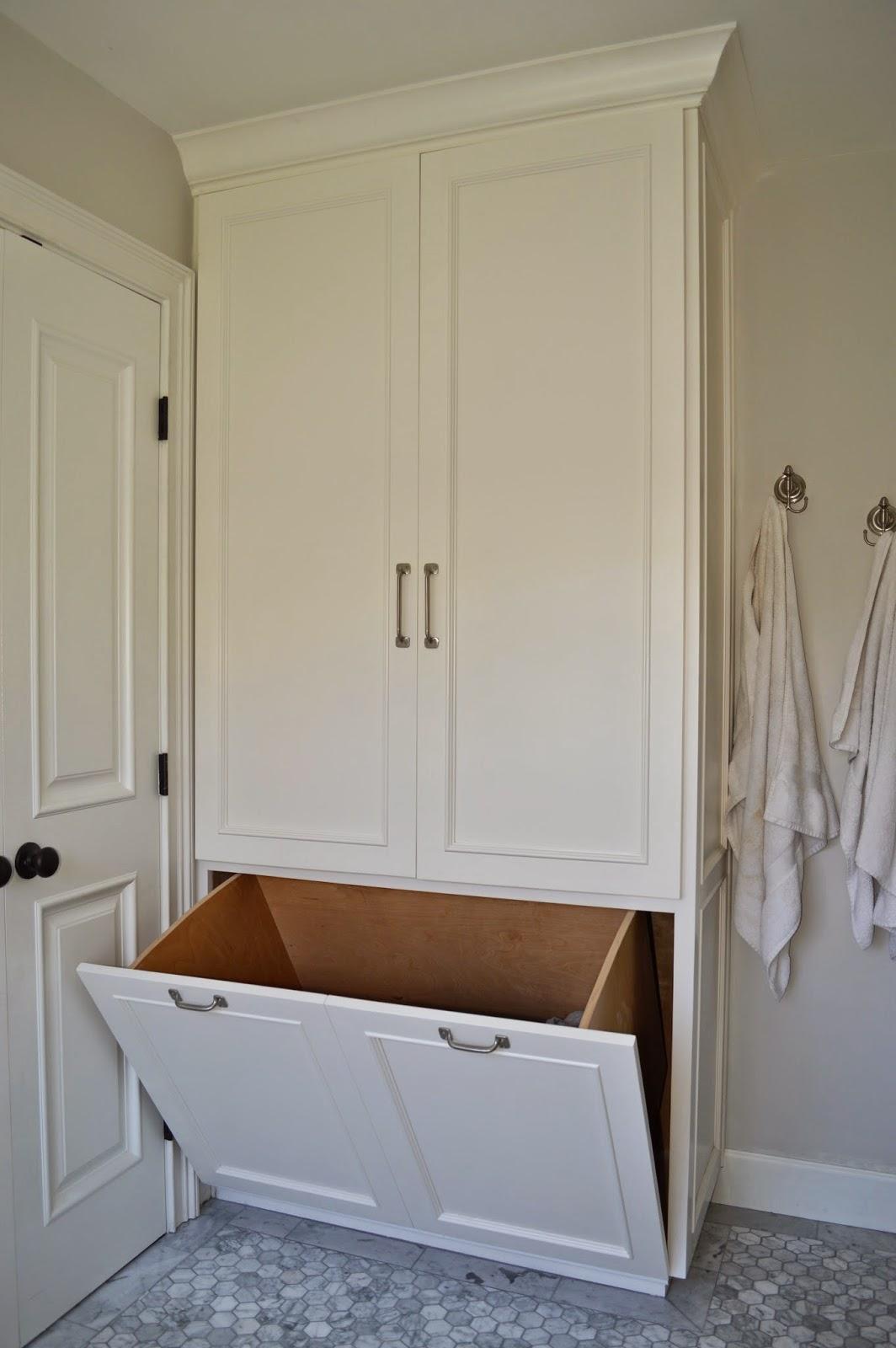 The Cape Cod Ranch Renovation Master Bathroom