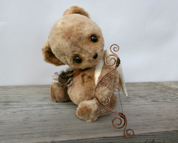 art teddy Cupid