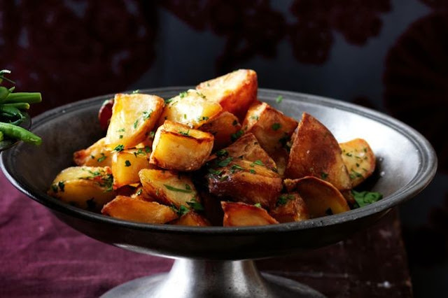 The Best Roast Potatoes Recipe