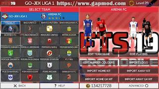 Download FTS 19 Pro Mobile v3 by Aaf Azril Apk Data Obb