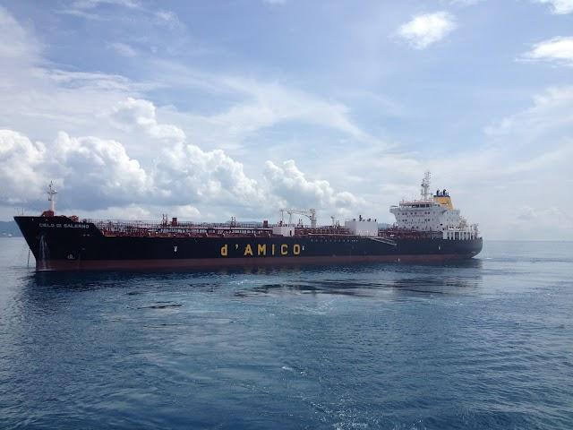 Tre nuove navi per d'Amico International Shipping